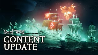Haunted Shores: Official Sea of Thieves Content Update