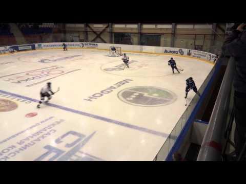 Sakhalin - Oji Eagles 2:1. Goals