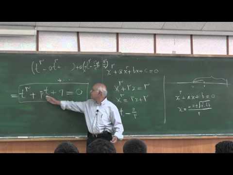 ریاضی عمومی 1 - سیاوش شهشهانی - دانشگاه صنعتی شریف - جلسه 2