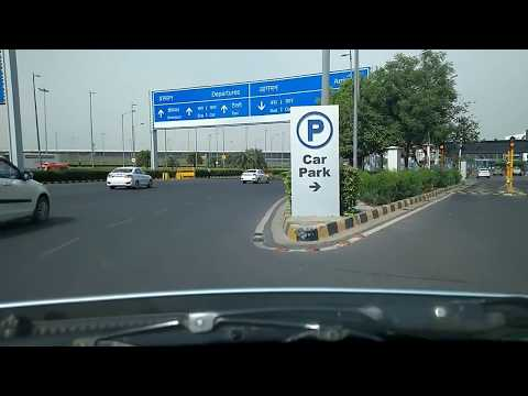Indira Gandhi International Airport New Delhi India