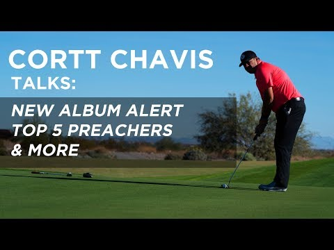 Golf Talk with Rev. Cortt Chavis