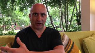 Vittorio De Feo testimonial detox weight loss resort Thailand