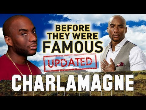 Download Youtube: CHARLAMAGNE THA GOD - Before They Were Famous - UPDATED
