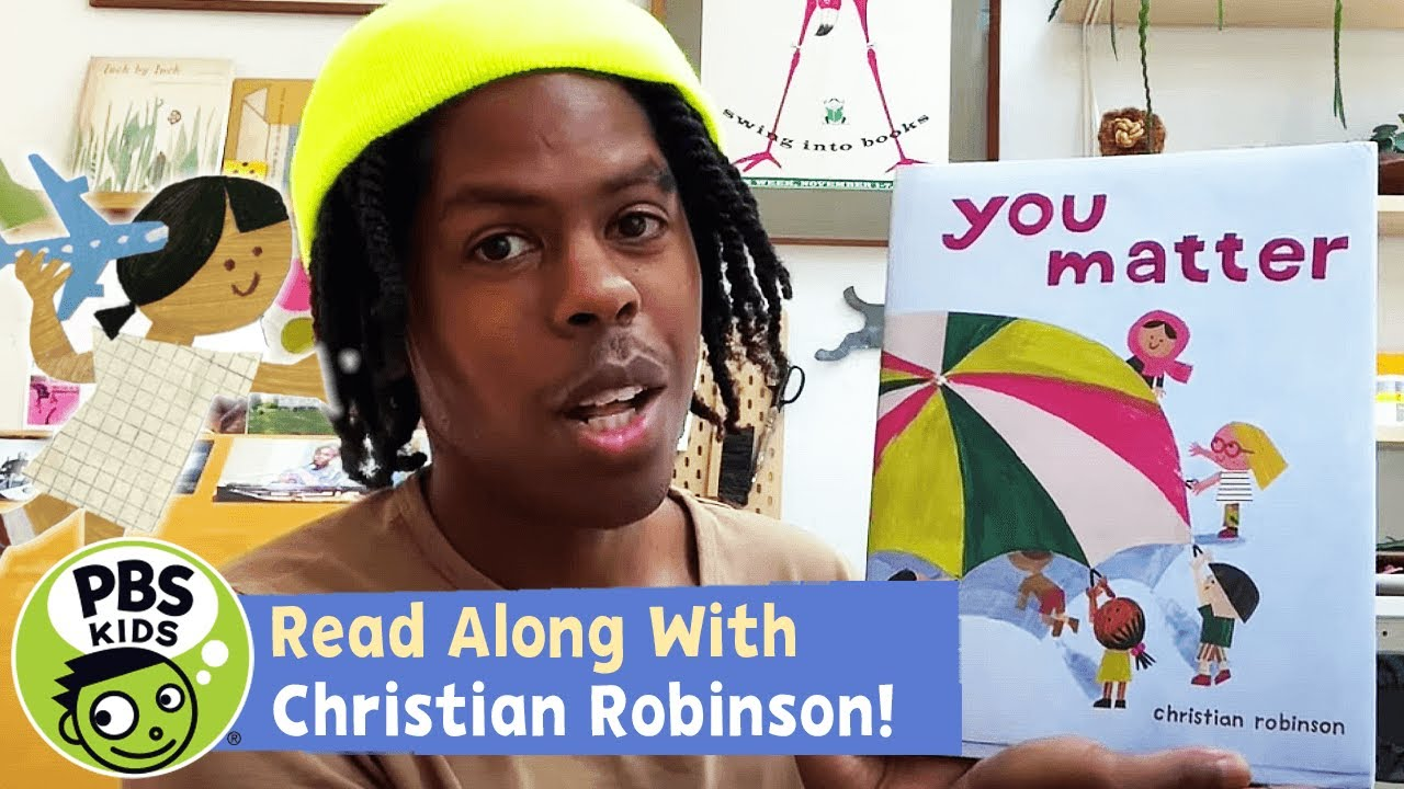 You Matter | Read Along with Christian Robinson!