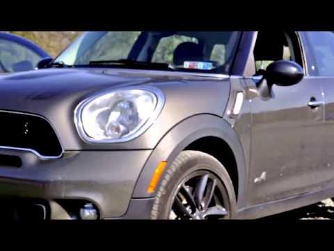 Car Insurance Car Reviews 2012 Mini Countryman Cooper s