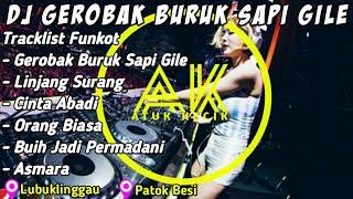 DJ GEROBAK BURUK SAPI GILE TERBARU 2020 | Linjang Surang | Full Bass