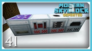 Modern Skyblock 3 Departed | Tech Reborn! | E41 (Modern Skyblock 3 Gated)