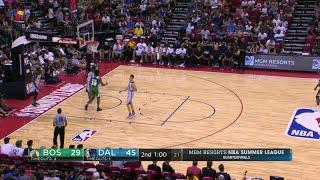Quarter 2 One Box Video :Mavericks Vs. Celtics, 7/14/2017