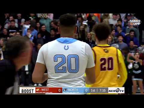 Clovis West Vs Clovis North High School Boys Basketball LIVE 1/10/20
