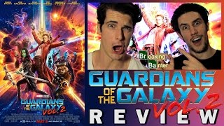 Guardians of the Galaxy Vol. 2 Review (Spoiler Free)