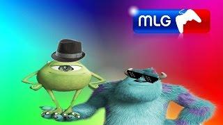 MLG MONSTERS INC - SULLY GETS REKT