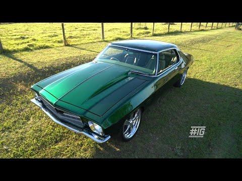 INSIDE GARAGE: Craig's '71 Holden HQ Monaro