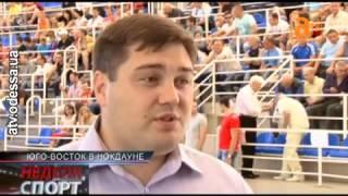 Валерий Харламов и одесские боксёры сыграли вничью с Крымом. 28 мая 2013 г.