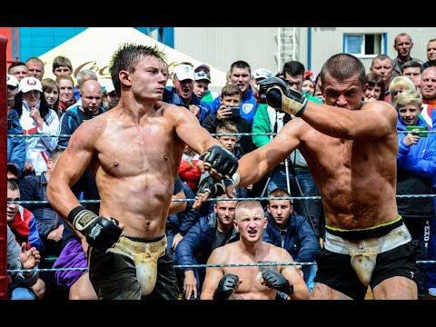 BODYBUILDER vs Fighter of MMA !! Crazy Fight !!