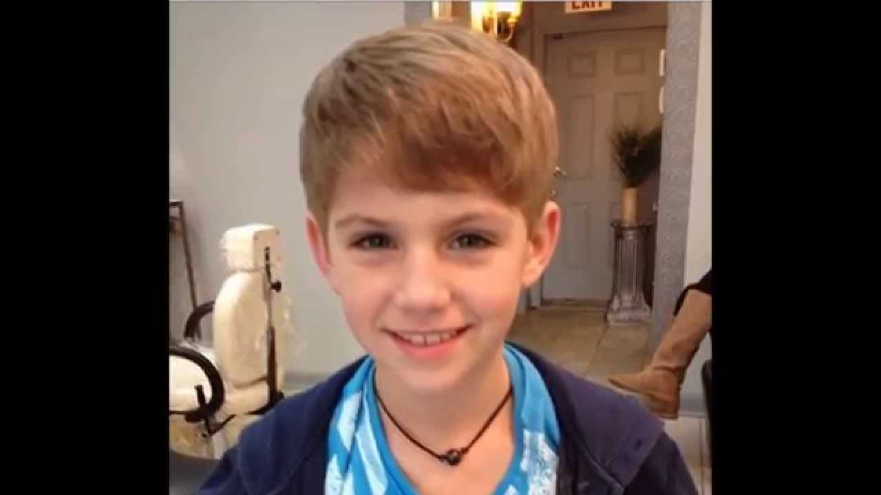 Who Has The Best Hair Out Of Mattyb Carson And Johnnyo Youtube