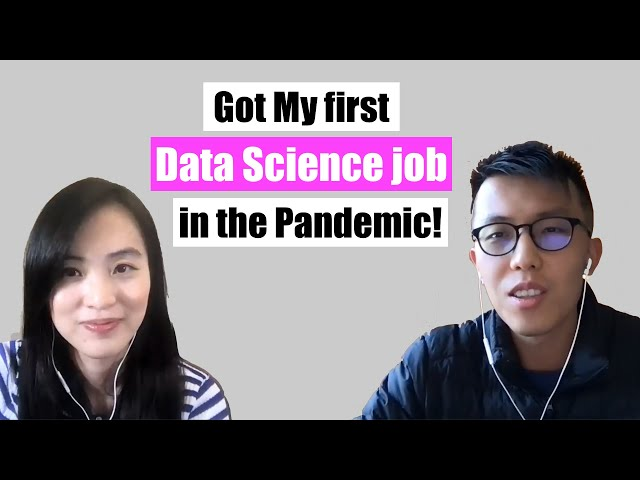Getting the First Data Scientist Job During the Pandemic | Interview with Data Scientist Byron