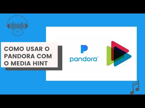 Como usar o Pandora Radio - MediaHint - Fora dos EUA