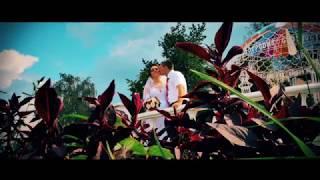 Свадебный клип -романтическая прогулка.NICK-VIDEO studio.