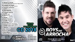 Boys do Arrocha CD 2018 Completo