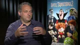 Hotel Transylvania 2: Genndy Tartakovsky (Director) Exclusive Interview