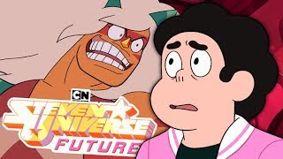 Steven Universe Future FIRST LOOK Revealed!