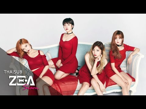 [Karaoke/Thaisub] Red Queen - ACACIA (How would Kaeun sing)