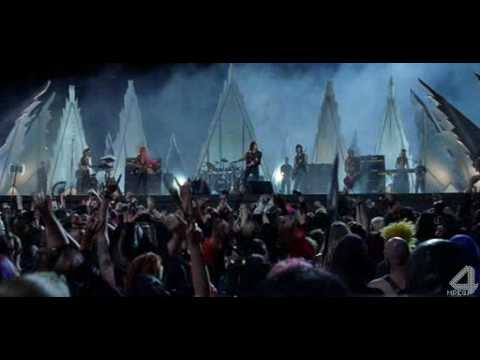 Королева проклятых - Концерт