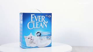 Наполнитель для кошачьего туалета EVER CLEAN Extra Strong Clumping Unscented