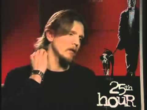 Interview Barry Pepper  25th Hour