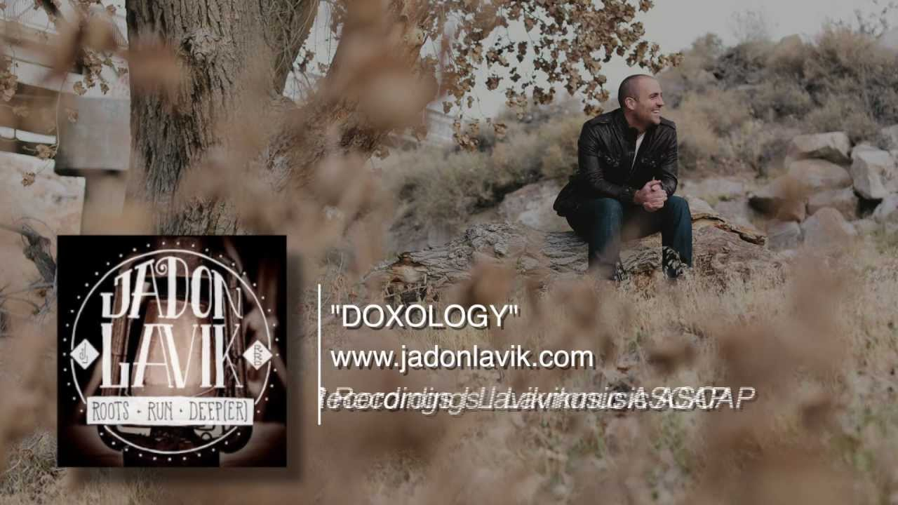Jadon Lavik Doxology Official Lyric Video Chords Chordify