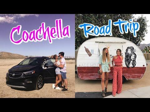 COACHELLA ROAD TRIP!!!
