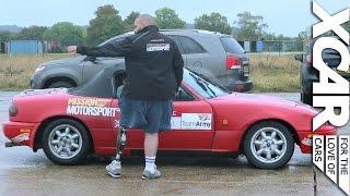 Mission Motorsport: Helping Fix Broken Blokes - XCAR
