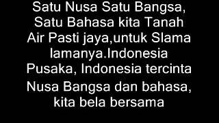 Satu Nusa satu Bangsa  Bcs=do 4.4  L.Manik 1947