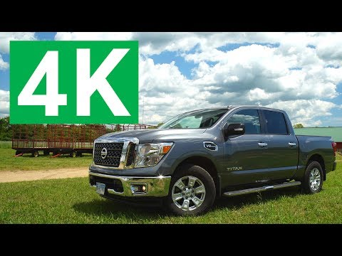 4K Review: 2017 Nissan Titan Quick Drive | Consumer Reports