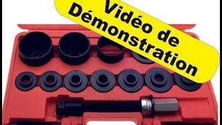 Kit arrache, extracteur de roulements de roue sans presse !!! modèle 2019 thumbnail