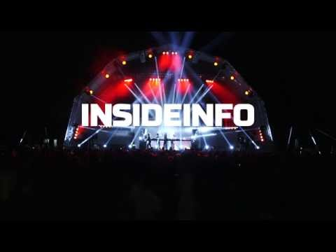 Insideinfo & Miss Trouble live at Let It Roll Open Air 2016 festival's Factory stage.