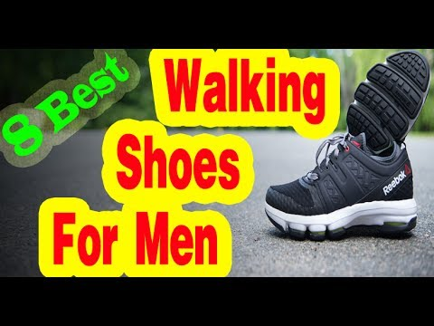 Best Walking Shoes For Men to Buy in 2020