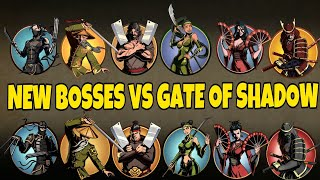 - Shadow fight 2 Gate of Shadow vs New Boss