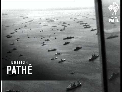 Selected Originals - Royal Naval Review (1953)