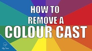 PHOTOSHOP TUTORIAL: How to Remove a Colour Cast - FAST!