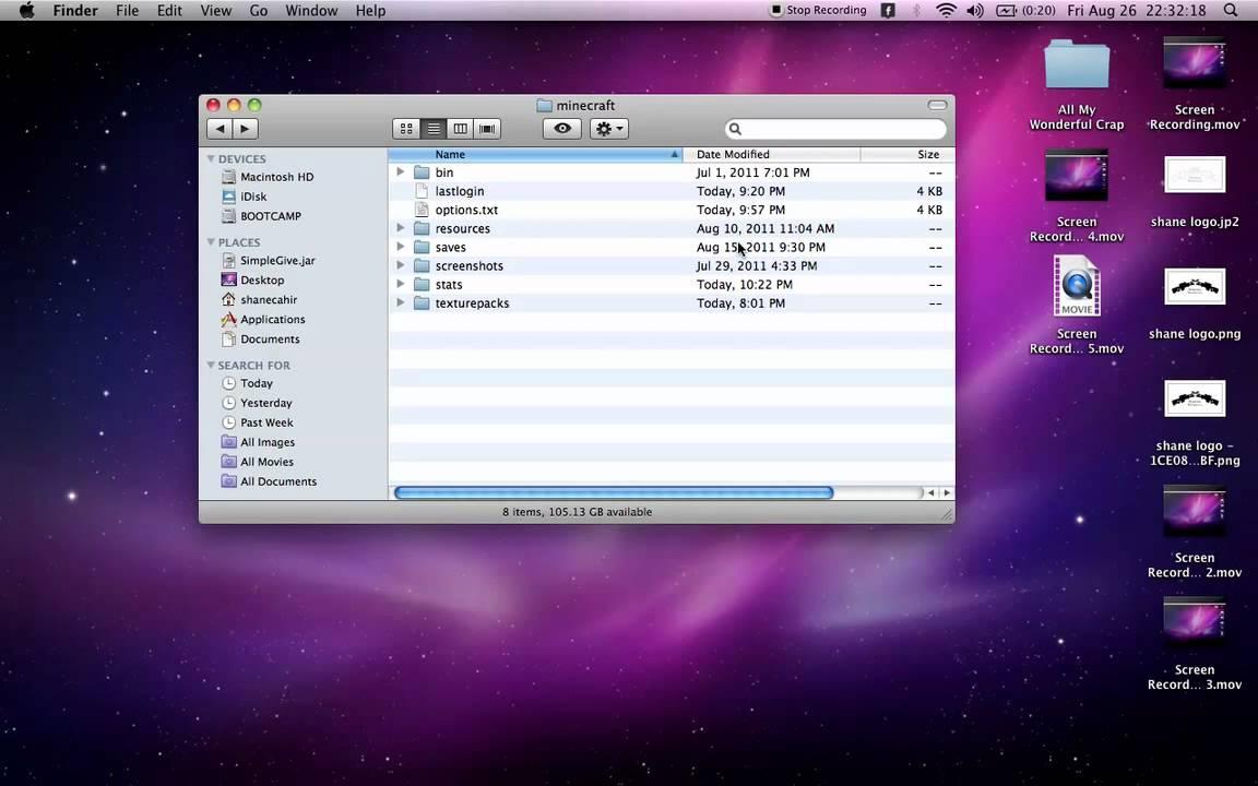 Macbook Pro Dock Download Folder