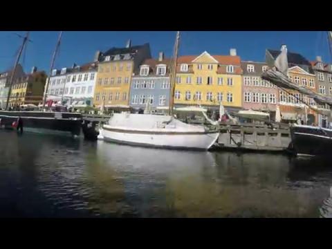 COPENHAGEN (DK) TRAVEL VIDEO
