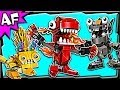 Lego Mixels MAX Series 1: Infernites, Cragsters & Electroids Animated Building Review