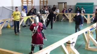 39 Sara Fabbri vs Sara Novelli 1vs1 Sword & Buckler female