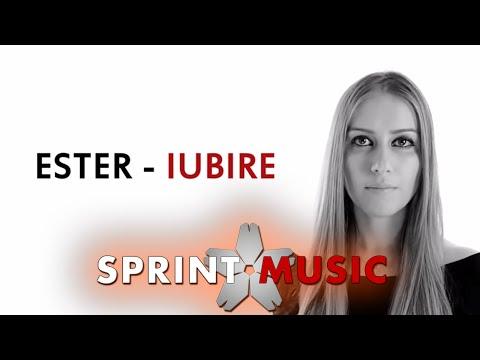 Ester - Iubire | Lyric Video