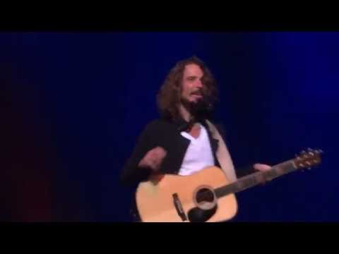 Chris Cornell - Rusty Cage (Johnny Cash version) Live Sao Paulo Brazil 12/11/16