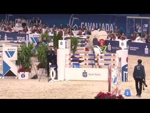 Cavaliada Poznań 2018 - Zwycięzca Speed and Music - Felix Hassmann