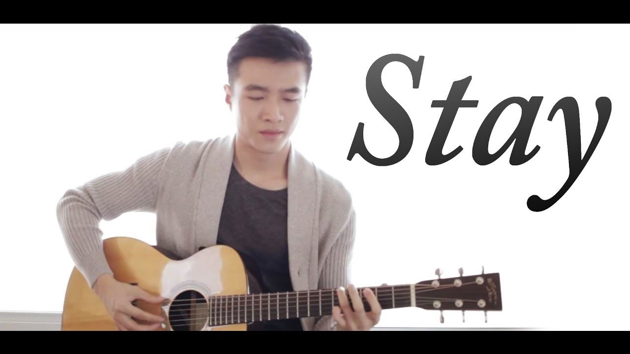 Blackpink Stay Guitar Cover Youtube