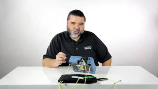 Introduction to the leading line of handheld OTDRs the MaxTester 700B Series