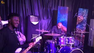 SEE WHAT MOSES BLISS ASKED THE DRUMMER TO DO (MK-STIXX)   BIGGER EVERYDAY   BASSMATICS